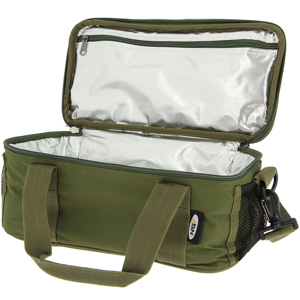 Insulated Brew Kit Bag For Fishing Or Camping Ngt