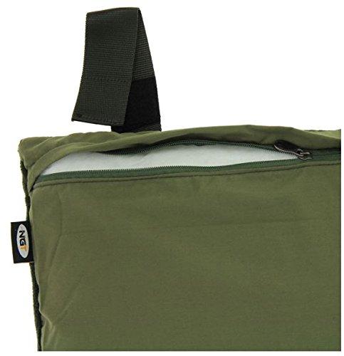 6 Legs With Built In Pillow Carp Fishing Specimen BedChair